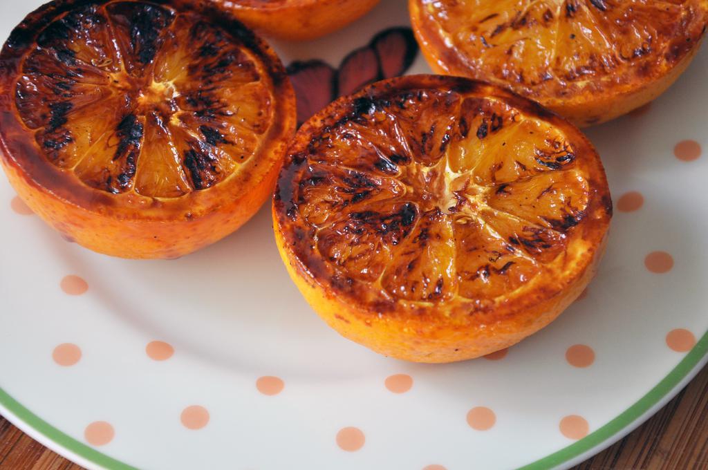 Vegetarianized.com | Tofu Tostadas with Grilled Orange Chipotle Sauce